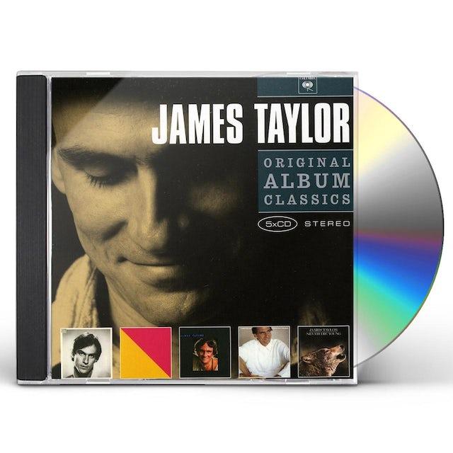 James Taylor ORIGINAL ALBUM CLASSICS CD