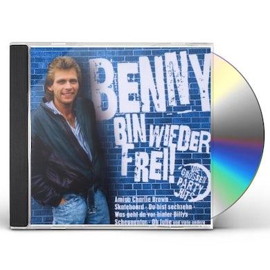 Benny BIN WIEDER FREI: DAS BESTE CD