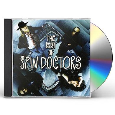 Spin Doctors BEST OF CD