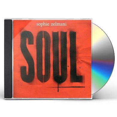 Sophie Zelmani SOUL CD
