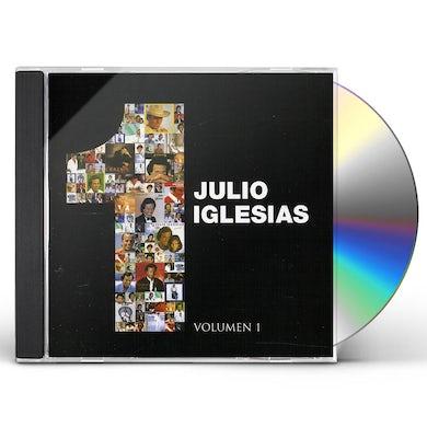 JULIO IGLESIAS 1 CD