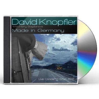 David Knopfler MADE IN GERMANY CD