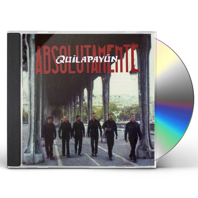 Quilapayun ABSOLUTAMENTE CD
