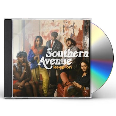 Southern Avenue KEEP ON CD