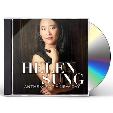ANTHEM FOR A NEW DAY CD