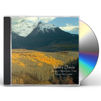 JAMES DAVIS MOUNTAIN TIME 1 CD