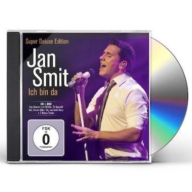 Jan Smit ICH BIN DA CD