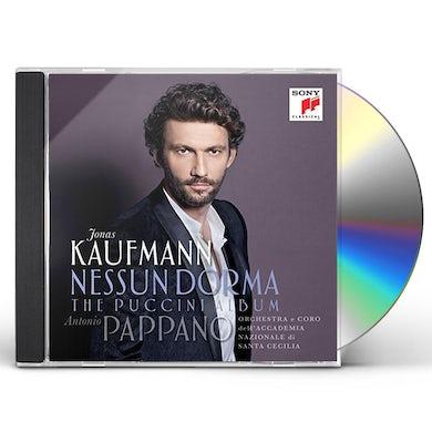 Jonas Kaufmann NESSUN DORMA: THE PUCCINI ALBUM CD