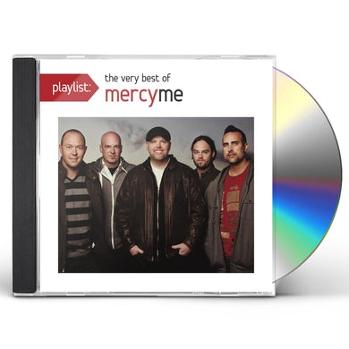 MercyMe PLAYLIST: VERY BEST OF CD