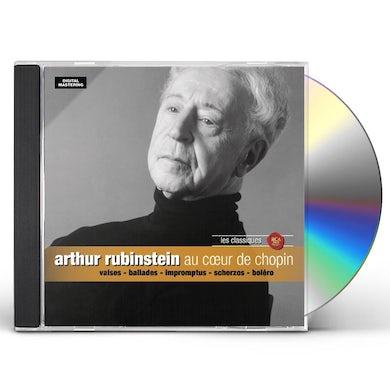 Arthur Rubinstein AU COUR DE CHOPIN CD