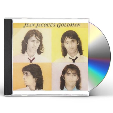 Jean-Jacques Goldman A L'ENVERS CD