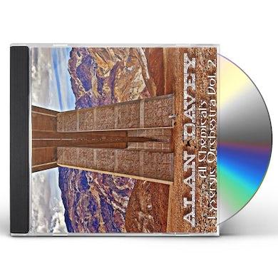 Alan Davey AL CHEMICAL'S LYSERGIC ORCHESTRA VOL. 2 CD