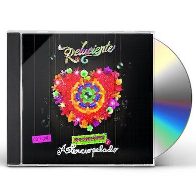 Aterciopelados RELUCIENTE RECHINANTE Y ATERCIOPELADO CD