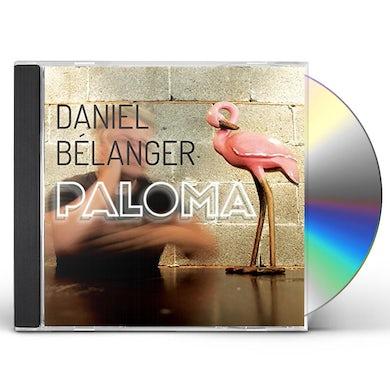 Daniel Belanger PALOMA CD