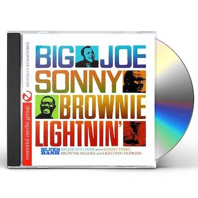Big Joe Williams BLUES BASH CD