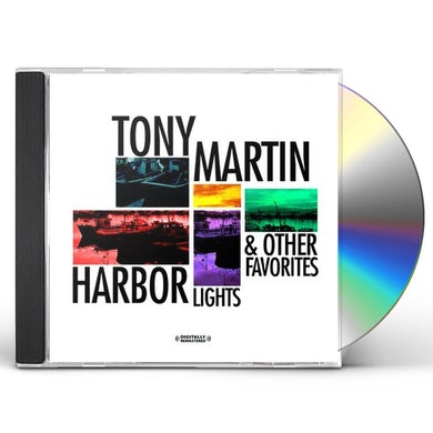 Tony Martin HARBOR LIGHTS & OTHER FAVORITES CD