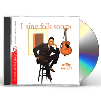 I SING FOLK SONGS CD