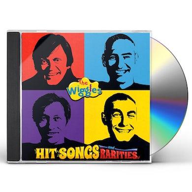 Wiggles HIT SONGS & RARITIES CD