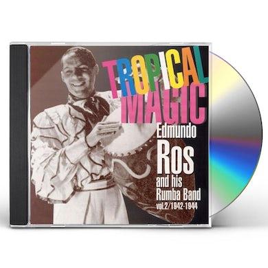 Edmundo Ros TROPICAL MAGIC CD
