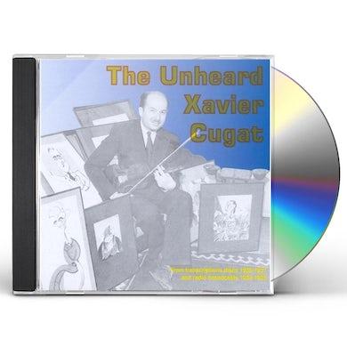 Xavier Cugat UNHEARD: 34-37 TRANSCRIPTION DISCS & BROADCASTS CD