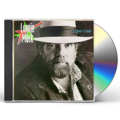 Lonnie Mack SECOND SIGHT CD