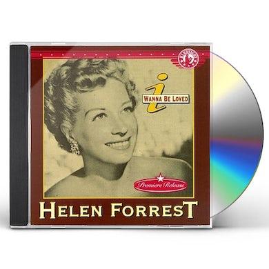 Helen Forrest I WANNA BE LOVED CD