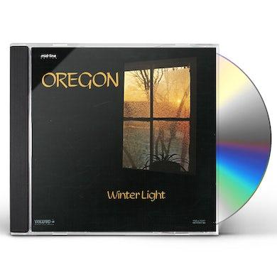 Oregon WINTER LIGHT CD