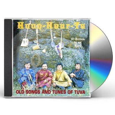 Huun-Huur-Tu SIXTY HORSES IN MY HERD CD