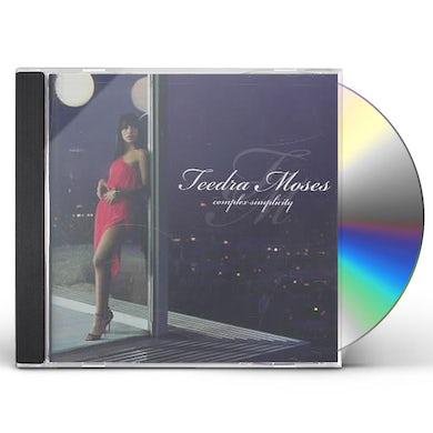 Teedra Moses Complex Simplicity CD