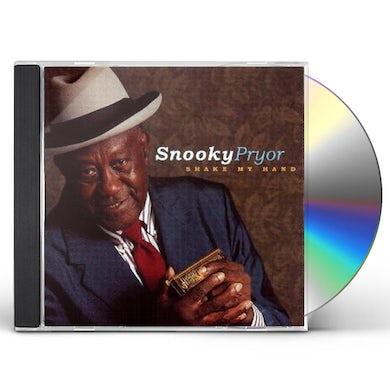 Snooky Pryor SHAKE MY HAND CD
