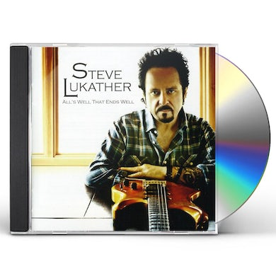 Steve Lukather ALL'S WELL THAT ENDS WELL CD