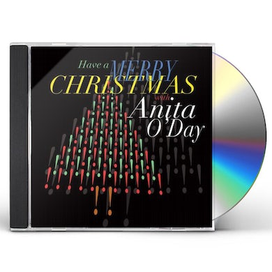 HAVE A MERRY CHRISTMAS WITH ANITA O'DAY CD