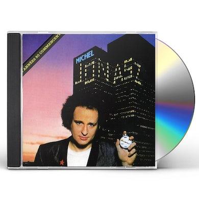 Michel Jonasz ANNEES 80 COMMENCENT CD