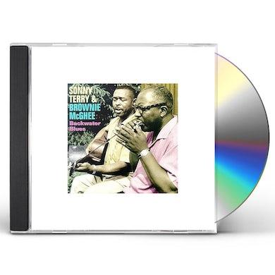 Sonny Terry / Brownie McGhee  BACKWATER BLUES CD