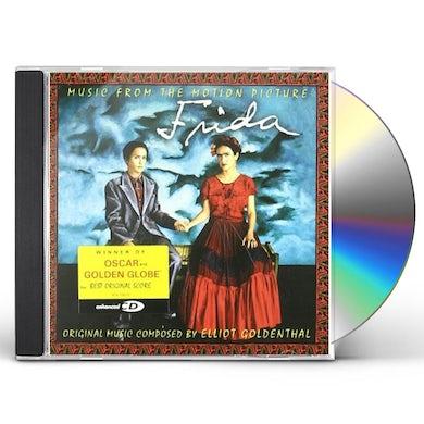 FRIDA CD