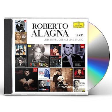 Roberto Alagna L'ESSENTIEL DES ALBUMS STUDIO CD