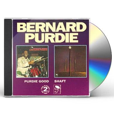 Bernard Purdie PURDIE GOOD/SHAFT CD