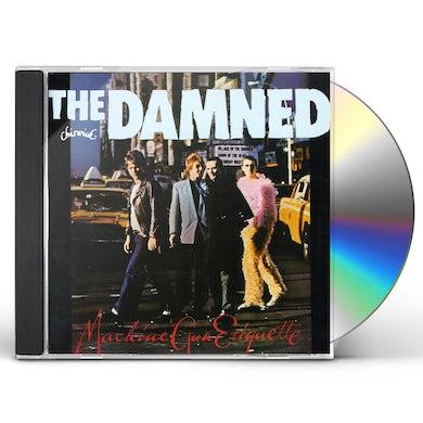 The Damned MACHINE GUN ETIQUETTE: 25TH ANNIVERSARY CD