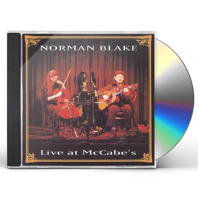 Norman Blake LIVE AT MCCABE'S CD