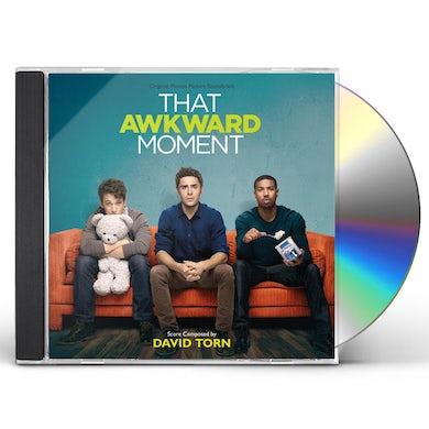 David Torn THAT AWKWARD MOMENT (SCORE) / Original Soundtrack CD