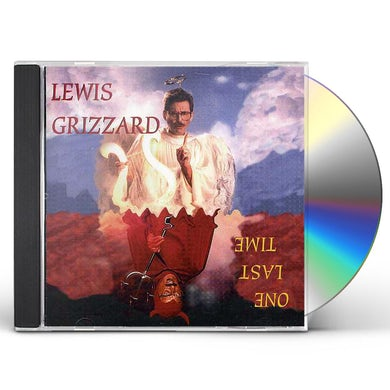 Lewis Grizzard ONE LAST TIME CD