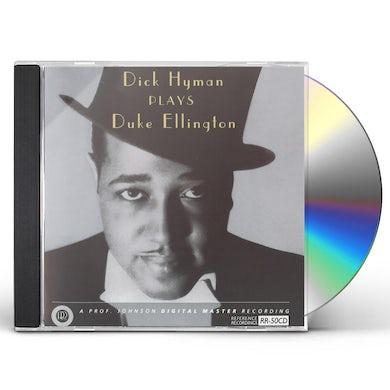 Dick Hyman PLAYS DUKE ELLINGTON CD