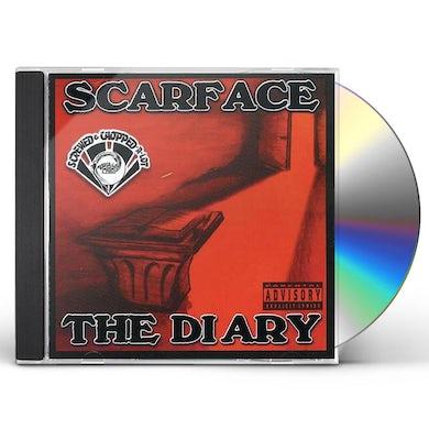 Scarface DIARY: SCREWED CD