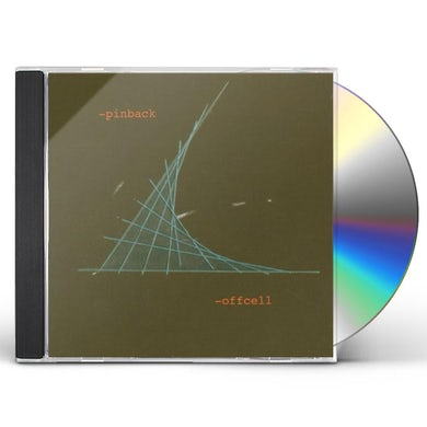 Pinback OFFCELL CD