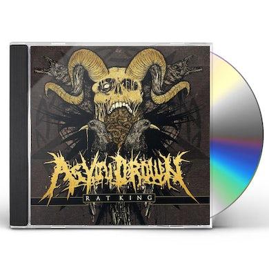 As You Drown RAT KING CD