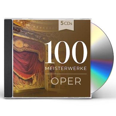 Va 100 meisterwerke oper CD