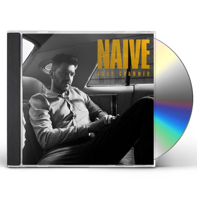 Andy Grammer Naive CD