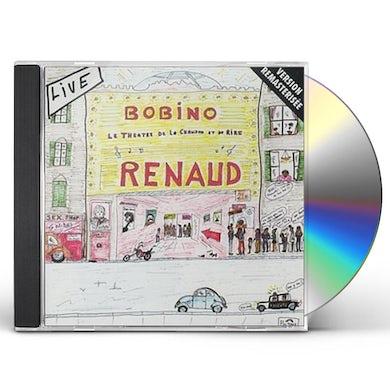Renaud A BOBINO CD