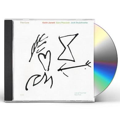 Keith Jarrett CURE CD