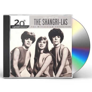 Shangri-Las 20TH CENTURY MASTERS: MILLENNIUM COLLECTION CD